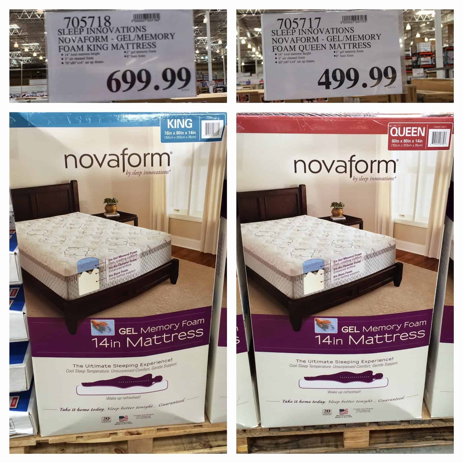 Costco Mattress Reviews