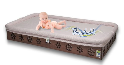 the secure beginnings breathable crib mattress is unique in itself it comes with a 30day return policy should the consumer not be satisfied with the - Crib Mattress Reviews