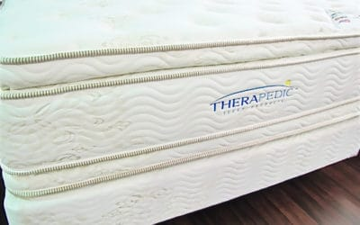 The Pros and Cons for the Therapedic Mattress Collection