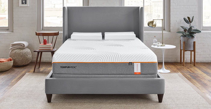 Charming You May Feel As Though You Are Sinking Into The Mattress. Fortunately,  Tempurpedic Also Have A Bunch Of Other Mattresses At Varying Support Levels  That You ...
