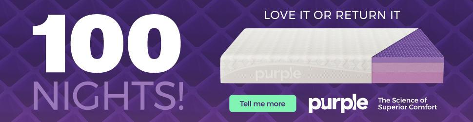 Purple Mattress Review